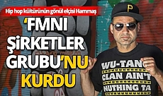Hip hop kültürünün gönül elçisi Emced Hammaş'tan büyük atak