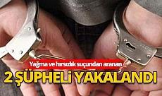 Antalya haber: Aranan 2 şüpheli yakalandı