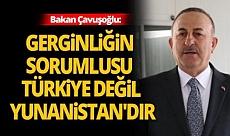 Dışişleri Bakanı Çavuşoğlu'ndan Doğu Akdeniz açıklaması!