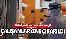 Kemalpaşa Belediyesi'nde bir personelde koronavirüs tespit edildi