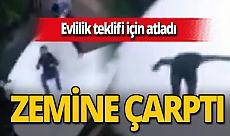 Antalya haber: Diziden ilham aldı, balkondan atladı