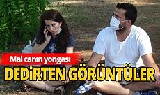 Antalya haber: Mal canın yongası dedirten görüntüler