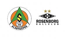 Alanyaspor'un Rosenborg maç programı belli oldu