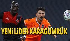 Karagümrük - Başakşehir maç sonucu: 2-0