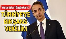 Yunanistan Başbakanı Miçotakis'tan Türkiye açıklaması