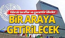 Birleşmiş Milletler'den Kıbrıs hareketi!