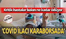 """Prof. Dr. Bülent Tutluoğlu: """"Koronavirüs ilacı karaborsaya düştü"""""""