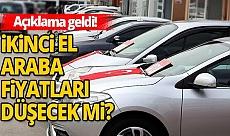 2021 yılında ikinci el araba fiyatları düşer mi, ne olur?
