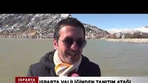 Akdeniz Gazeteciler Federasyonu Başkanları Isparta#039;da toplandı (2.video)
