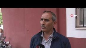 Antalya'da 2 dakikada hırsızlık kameralara yansıdı!