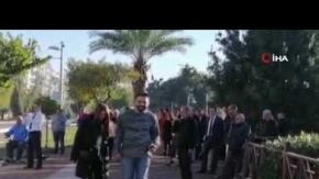 Antalya'da bankada soygun girişimi!
