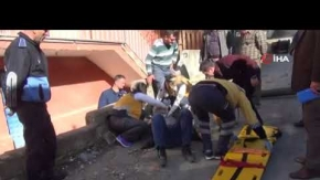 Antalya#039;da bina yıkımında görünmez kaza!