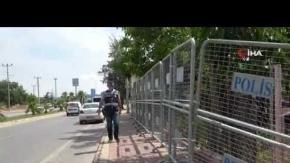 Antalya'da bir mahalle karantinaya alındı