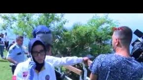 Antalya#039;da intihara kalkıştı