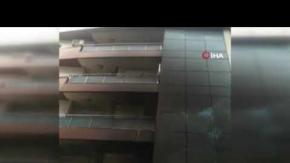 Antalya#039;da korku dolu anlar:13 kişi hastaneye kaldırıldı!