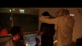 Antalya'da 'korkunç' evlenme teklifi