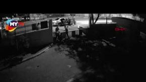 Antalya#039;da ölümle biten kavganın görüntüleri ortaya çıktı
