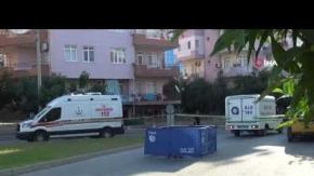 Antalya'da yaşlı adam sokak ortasında ölü bulundu