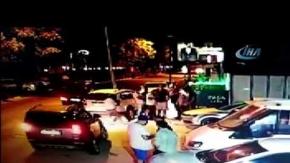 Antalya'daki korkunç saldırının görüntüleri ortaya çıktı