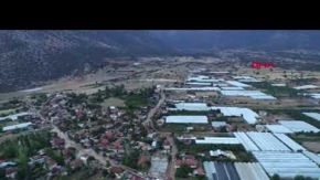 Antalya Elmalı sel suları altında kaldı