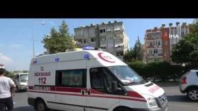 Antalya haber: Alanya'da trafik kazası