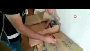 Antalya'da 2 milyon 200 bin liralık kaçak parfüm ele geçirildi