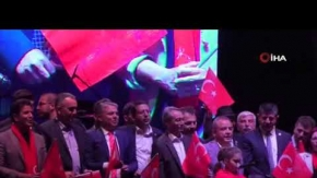 Antalyalılar fener alayında buluştu, Öykü Arin unutulmadı!