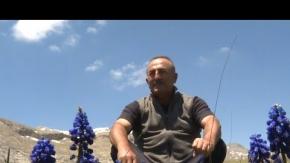 Bakan Çavuşoğlu, ata yurdu Söbüçimen'de