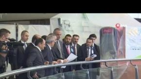 Bakan Ersoy, Antalya Havalimanını inceledi