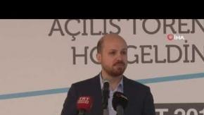 Bilal Erdoğan Antalya#039;da konuştu