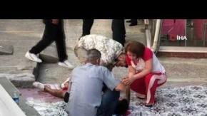 Bursa'da aşk dehşeti...