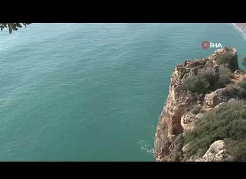 Antalya'da uyarılar fayda etmedi, yürekler ağza geldi!