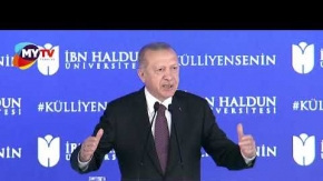 Cumhurbaşkanı Erdoğan'dan eğitim müjdesi