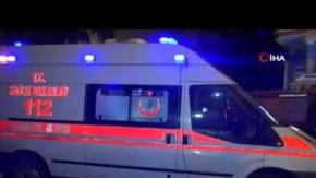 Manavgat'ta feci kazadan inanılmaz kurtuluş!