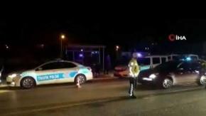 Menderes Türel ve Mehmet Özhaseki trafik kazası geçirdi!