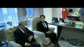 Mevlüt Çavuşoğlu İYİ Parti'de!