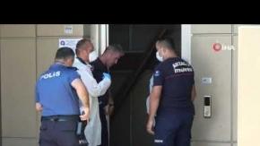 Plaja inen asansör boşluğundaki cesedin kimliği parmak izi örneğinden tespit edildi