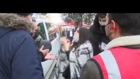 Taksim#039;de maske ve sigara kısıtlamalarını çoğunlukla yabancılar ihlal ediyor