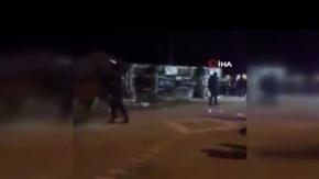 Taraftar otobüsü kaza yaptı: 2 ölü, 23 yaralı!