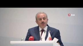 TBMM Başkanı Şentop'tan Fransa'nın 24 Nisan kararına kınama!
