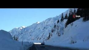 Toros Dağları#039;ndan muhteşem görüntüler