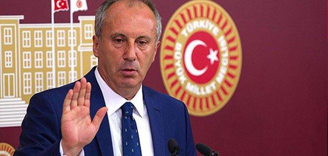 CHP'DE İLK ADAY BELLİ OLDU