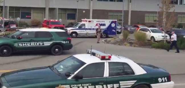 ABD'de okulda saldırı