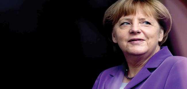 Merkel'den Türkiye'ye küstah tehdit