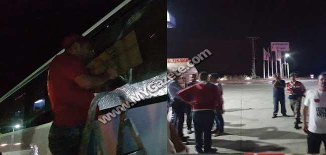Antalyaspor'dan saldırı açıklaması
