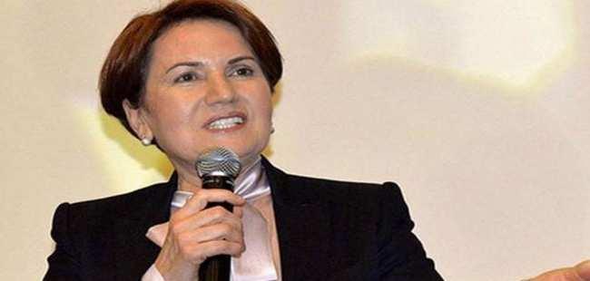 Meral Akşener, yeni parti için tarih verdi