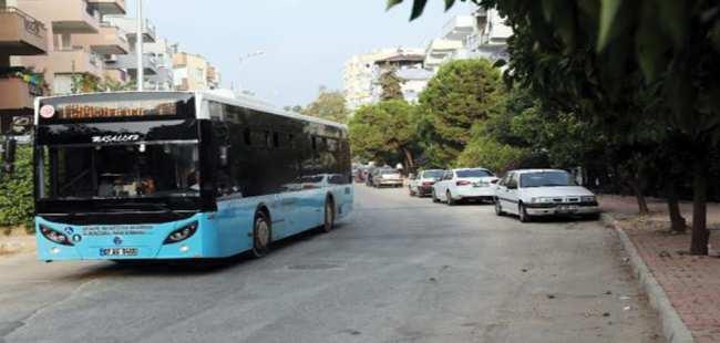 Antalya'da toplu ulaşım karmaşası
