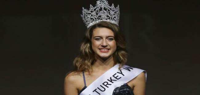 Türkiye güzelinin tacı geri alındı