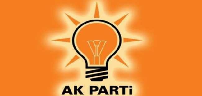 AK Parti'den istifa sonrası ilk açıklama