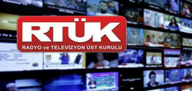 RTÜK 3 kanalı yayından çıkarttı